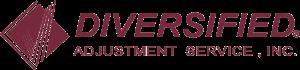 Diversified Logo Burgundy