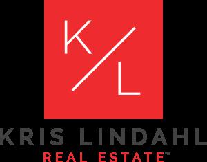 Kris Lindahl Logo_1.1_Vertical_Red